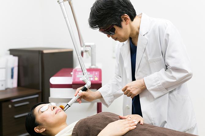 仙台_医療脱毛はおくぐち皮ふ科クリニック